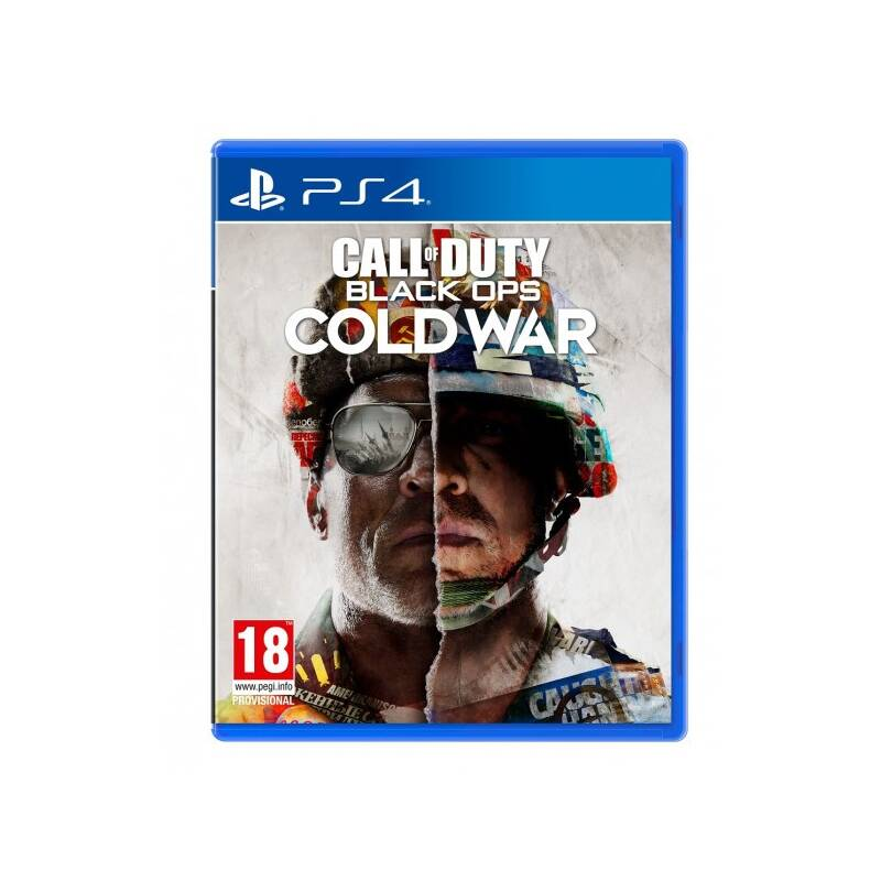 Hra Activision PlayStation 4 Call Of Duty: Black Ops COLD WAR (ACP408561) + Doprava zadarmo