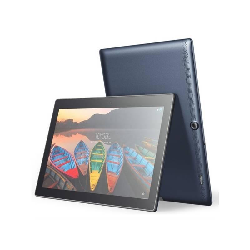 Tablet Lenovo TAB3 10 Plus LTE (ZA0Y0056CZ) modrý Software F-Secure SAFE, 3 zařízení / 6 měsíců (zdarma) + Doprava zadarmo