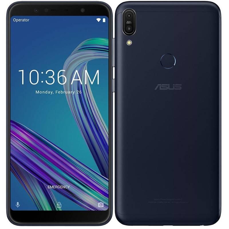 Mobilní telefon Asus ZenFone MAX Pro M1 3GB/32 GB Dual SIM (ZB602KL-4A107EU) černý