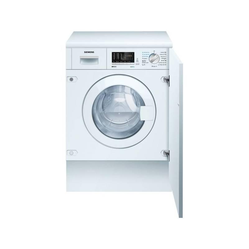 Automatická práčka so sušičkou Siemens WK14D541EU biela + Doprava zadarmo