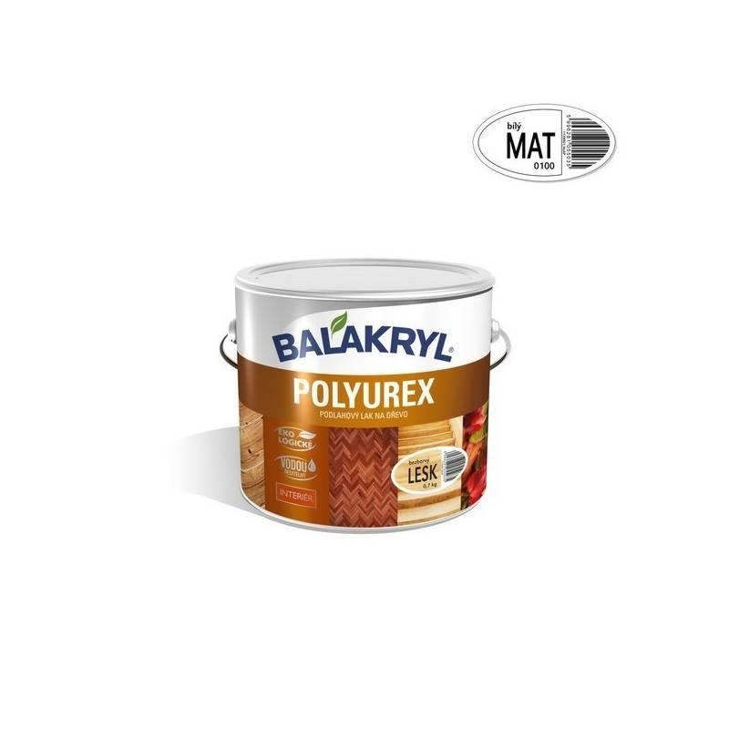 Farba PPG Balakryl Balakryl V2045/0100 0,7 kg bílý