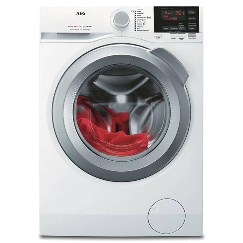 Automatická práčka AEG ProSense™ L6FBG68SC biela + Doprava zadarmo