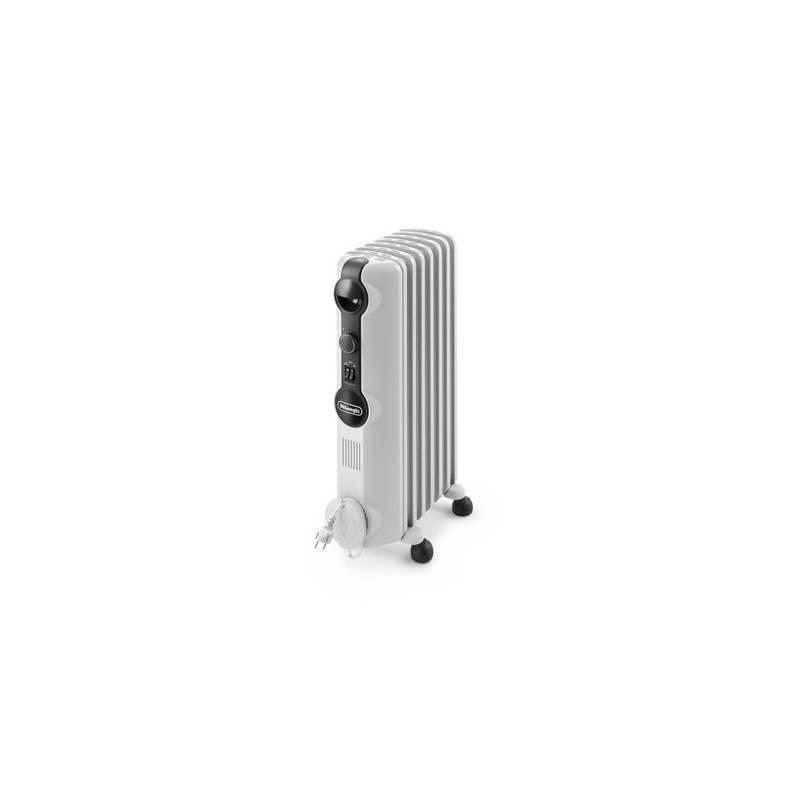 Olejový radiátor DeLonghi Radia-S TRRS0715 biely