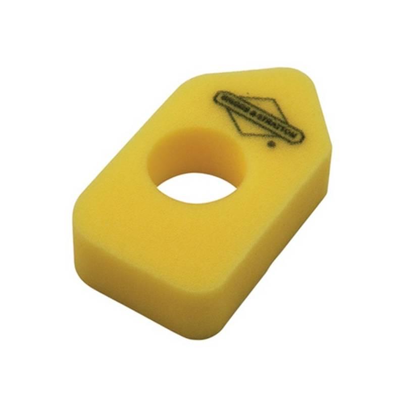 Filter BRIGGS and STRATTON A/C 698369, pěnový žltý