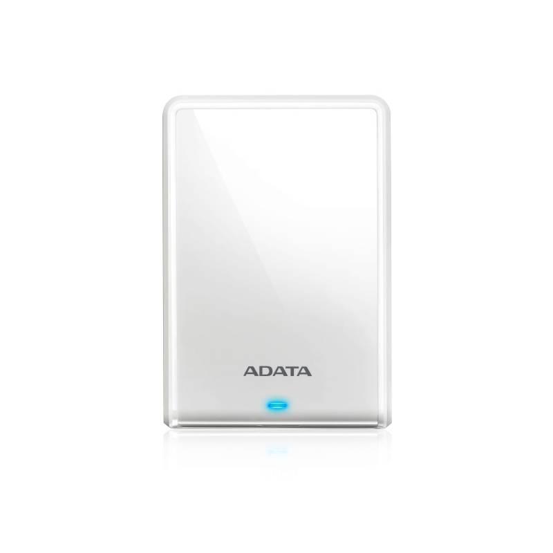 Externý pevný disk ADATA HV620 2TB (AHV620-2TU3-CWH) biely