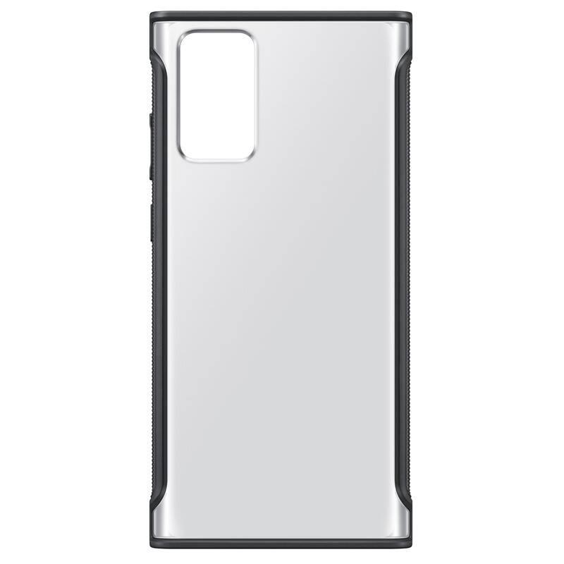 Kryt na mobil Samsung Galaxy Note20 (EF-GN980CBEGEU) čierny/priehľadný