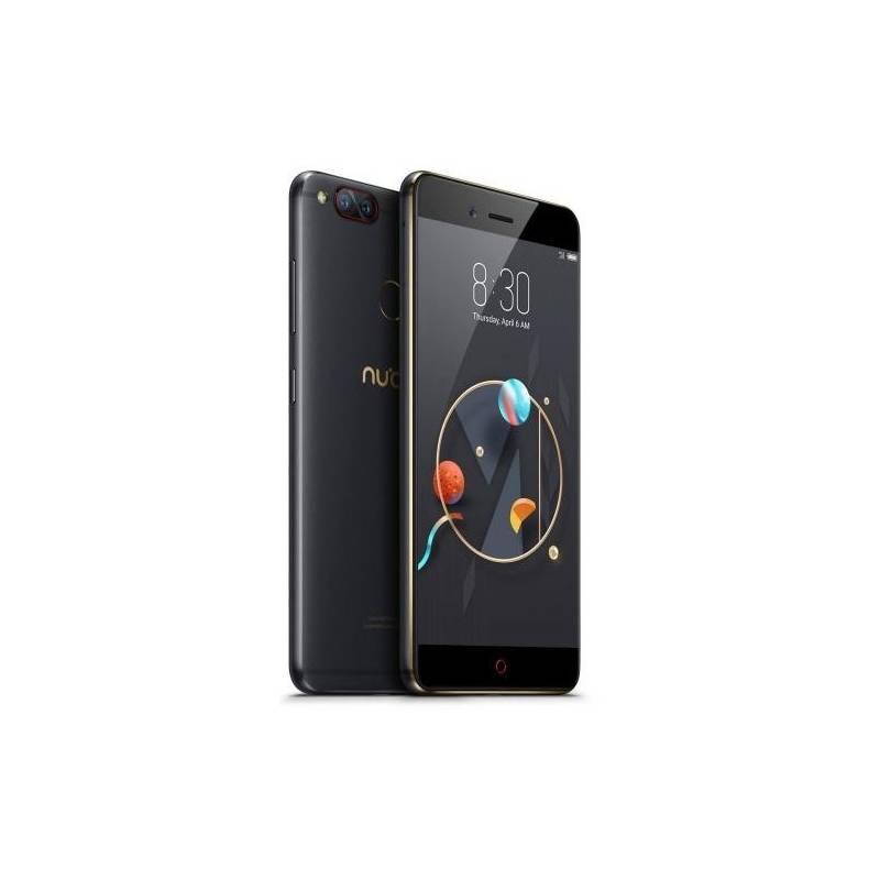 Mobilný telefón Nubia Z17 mini Dual SIM 4 GB + 64 GB (6902176901058) čierny/zlatý + Doprava zadarmo