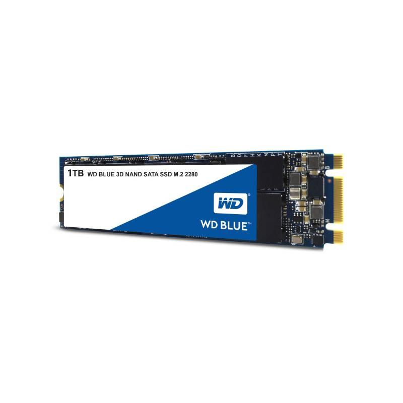 SSD Western Digital Blue M.2 3D NAND 1TB (WDS100T2B0B)