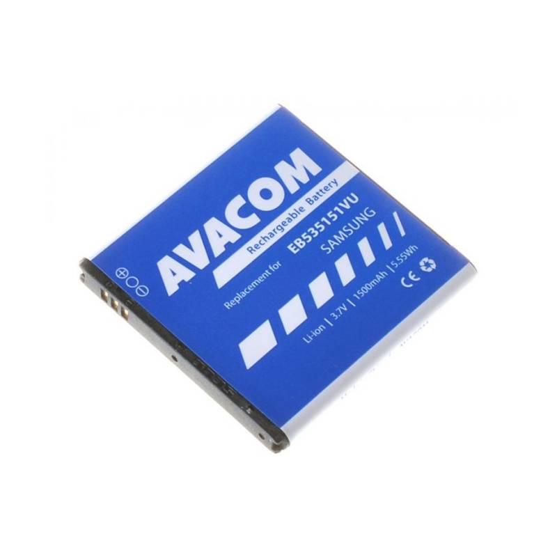 Batéria Avacom pro Samsung Galaxy S Advance, Li-Ion 1500mAh (náhrada EB535151VU) (GSSA-I9070-S1500A)