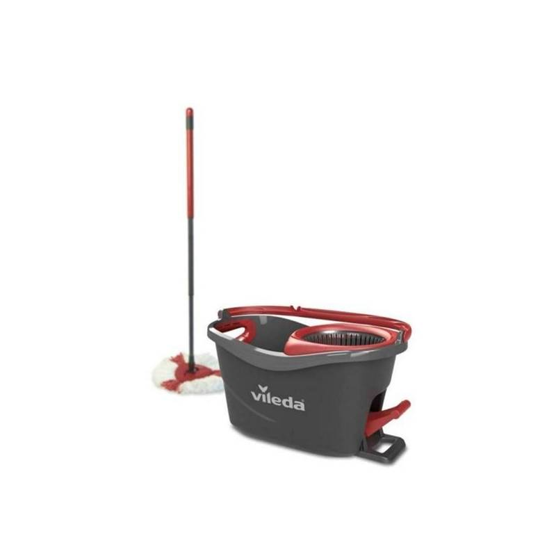Mop sada Vileda Easy Wring and Clean Turbo (151153) Čistící prostředek Ajax na podlahy (zdarma)