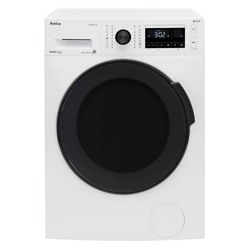 Pračka Amica PPS 8413 W bílá
