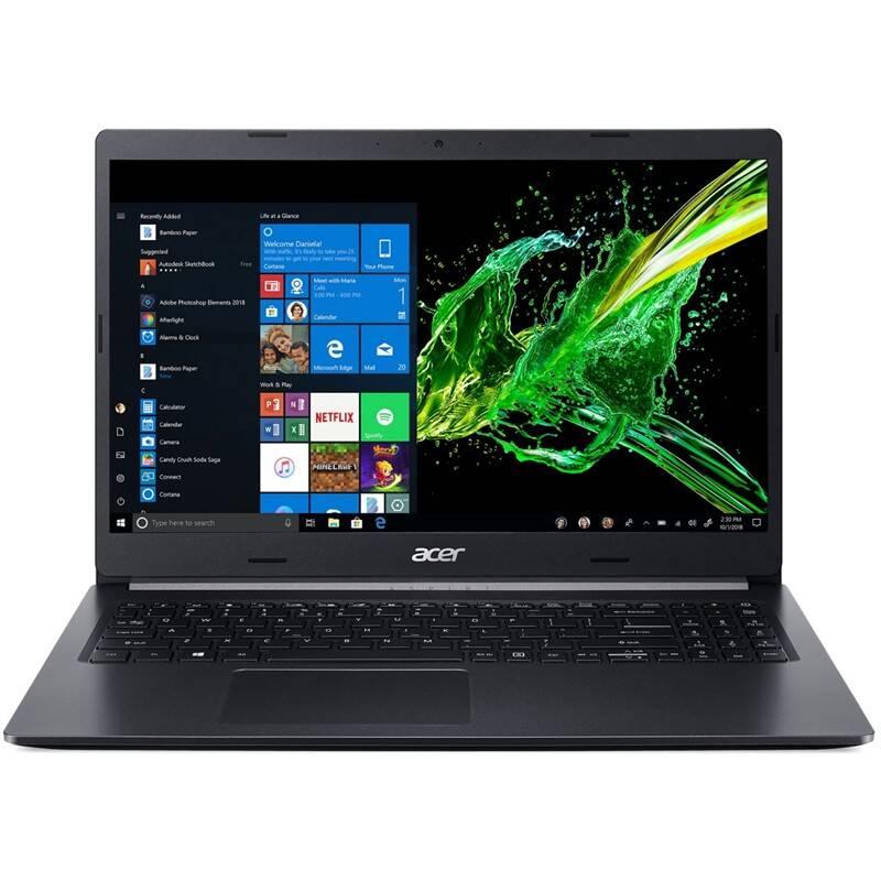 Notebook Acer Aspire 5 (A515-54-32NA) (NX.HNDEC.002) černý