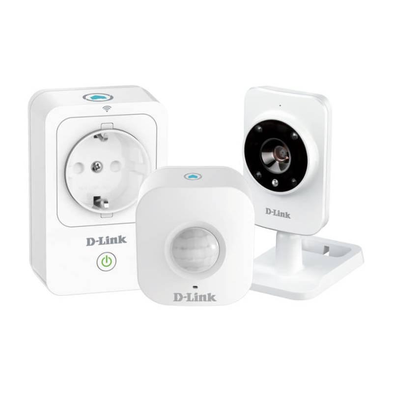 Kompletný set D-Link Home SMART HD Starter Kit (DCH-100KT/E)