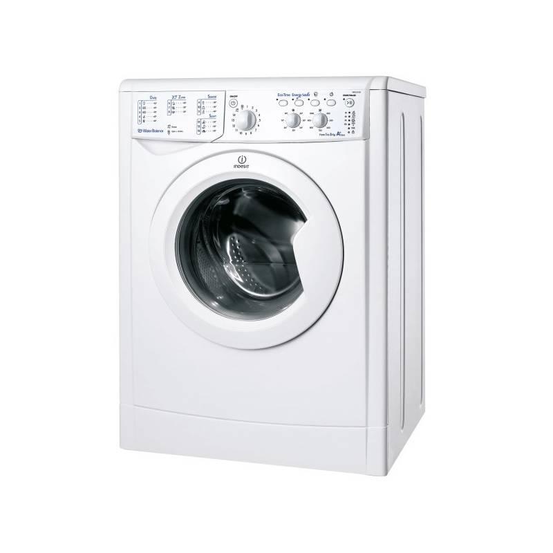 Automatická práčka Indesit Giugiaro IWSC 51051 C ECO EU biela