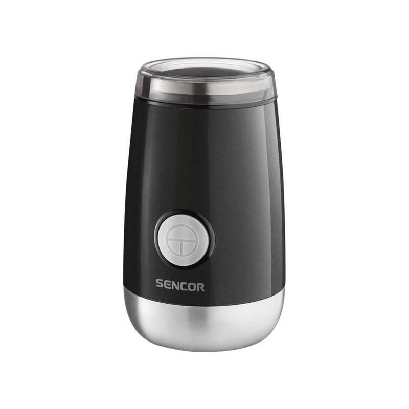 Mlynček na kávu Sencor SCG 2051BK (444149) čierny