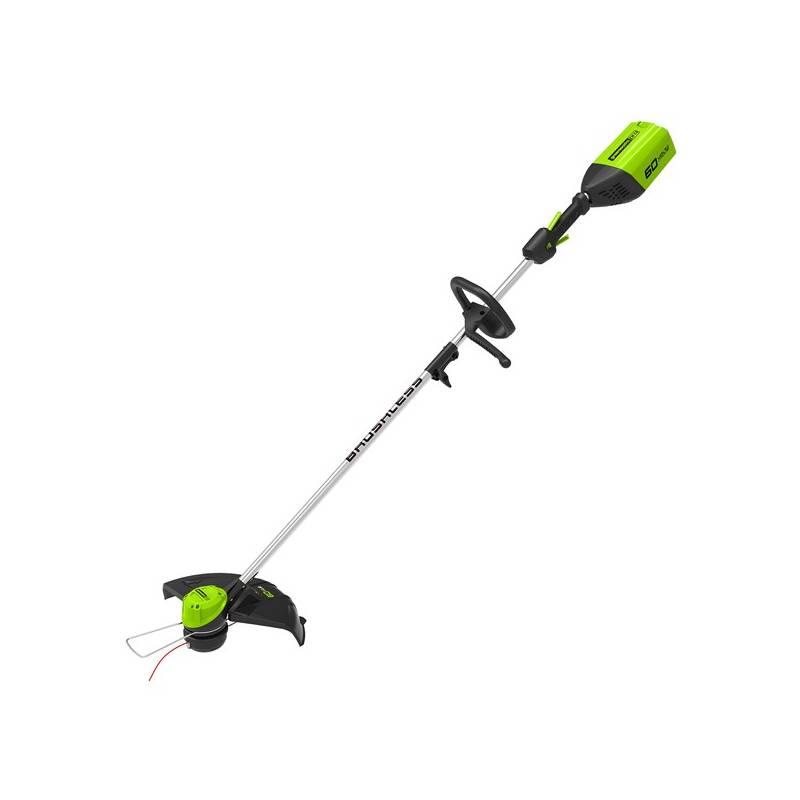 Vyžínač Greenworks GD60LT, bez beterie a nabíječky