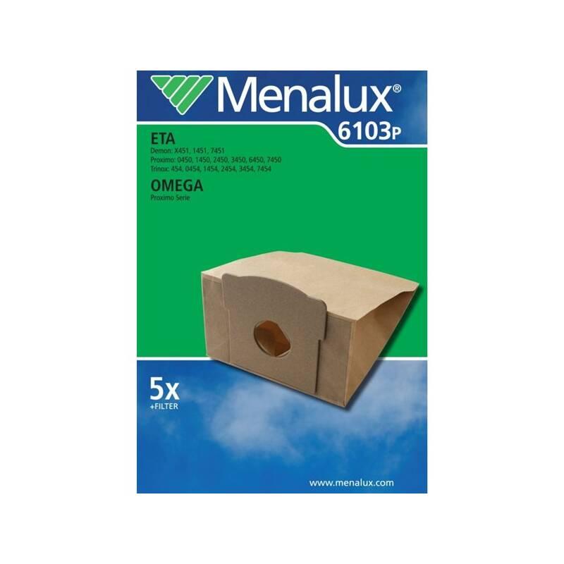 Sáčky pre vysávače Menalux CT252
