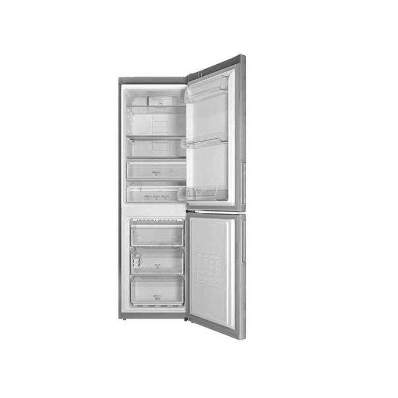 Kombinácia chladničky s mrazničkou Whirlpool WNF8 T2O X nerez + Doprava zadarmo