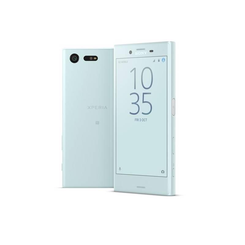 Mobilný telefón Sony Xperia X Compact (F5321) (1304-2023) modrý Software F-Secure SAFE 6 měsíců pro 3 zařízení (zdarma) + Doprava zadarmo