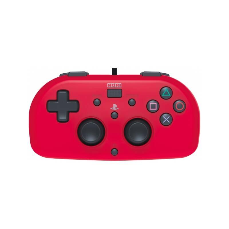 Gamepad HORI HoriPad Mini pro PS4 (ACP431123) červený