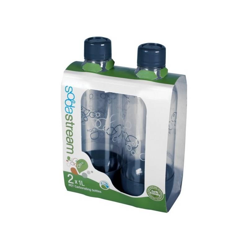 Fľaša SodaStream 1l GREY/Duo Pack
