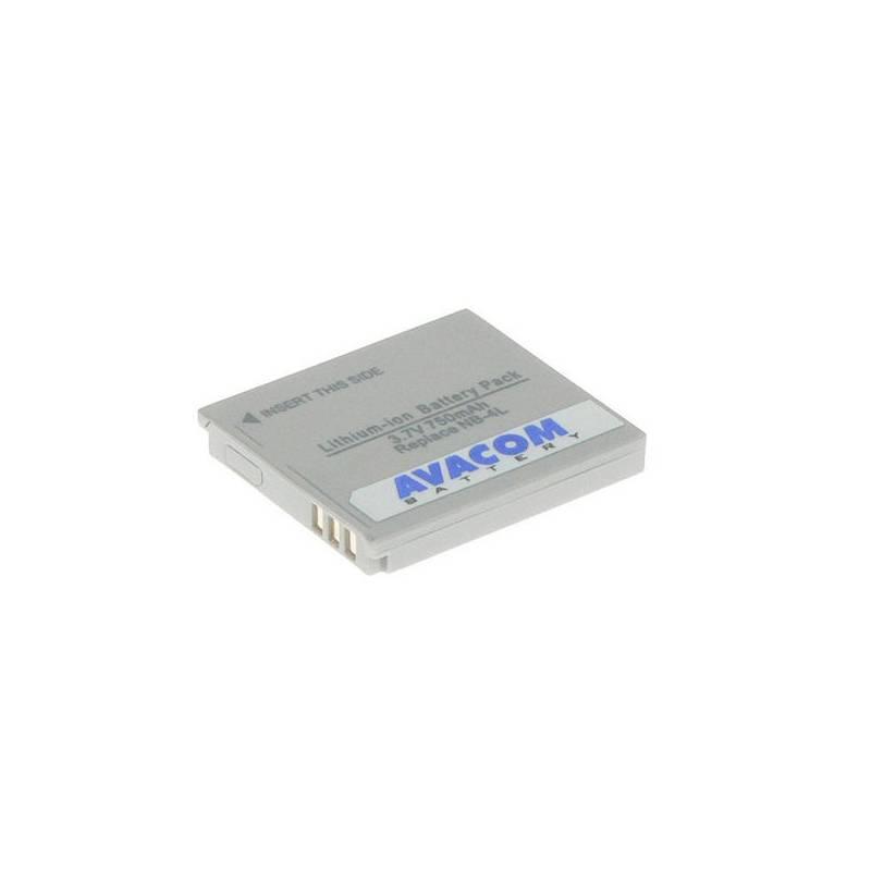 Akumulátor Avacom pro Canon NB-4L Li-Ion 3,7V 750mAh (DICA-NB4L-532)