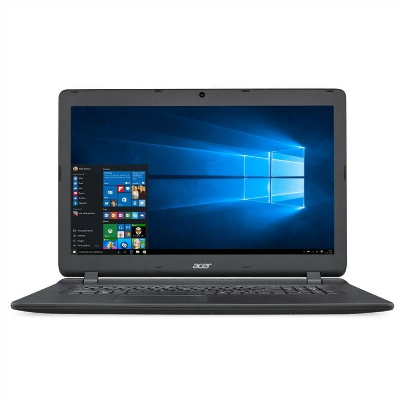 Notebook Acer Aspire ES17 (ES1-732-C157) (NX.GH4EC.008) černý