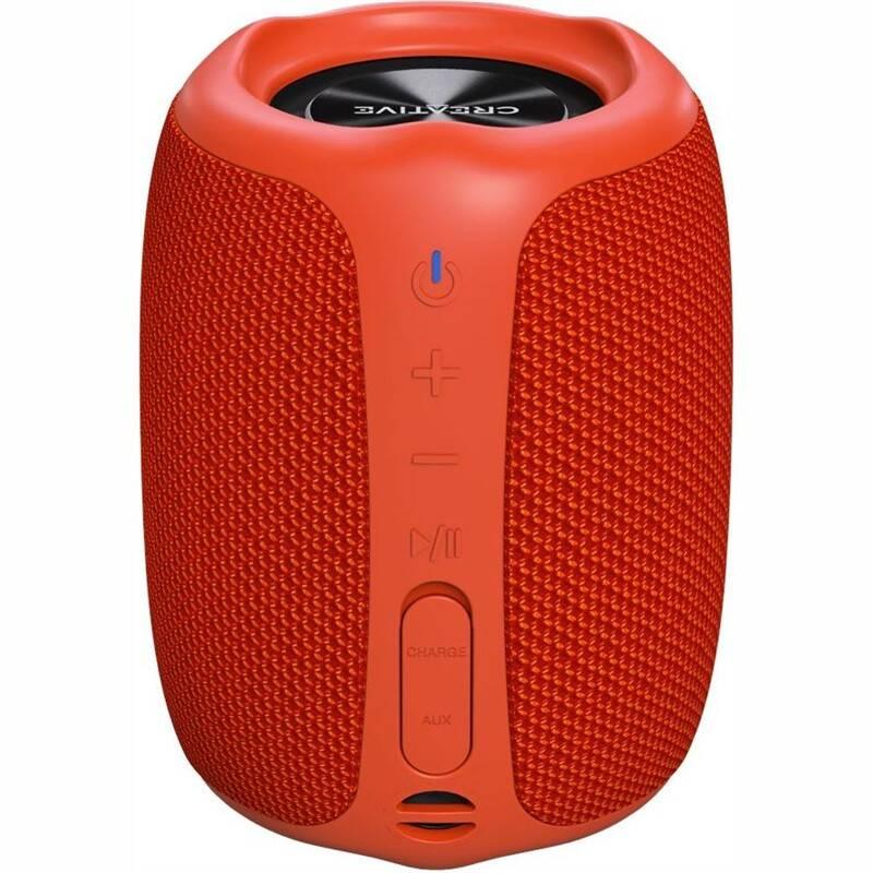 Prenosný reproduktor Creative Labs Muvo Play (51MF8365AA002) oranžový