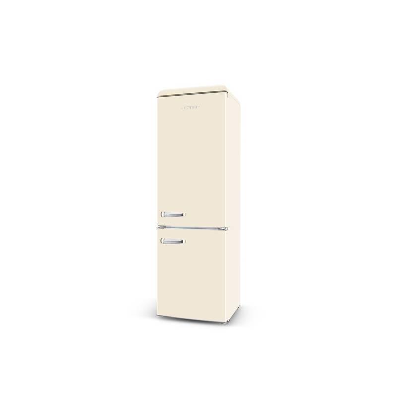 Kombinácia chladničky s mrazničkou ETA Storio 237790040 béžová + Doprava zadarmo