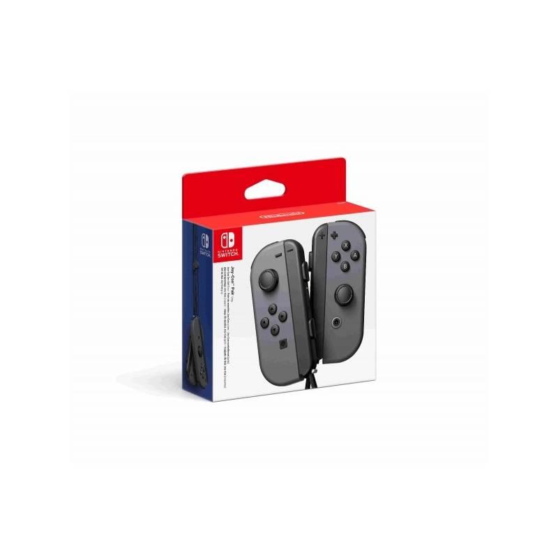 Gamepad Nintendo Joy-Con Pair (NSP070) sivý