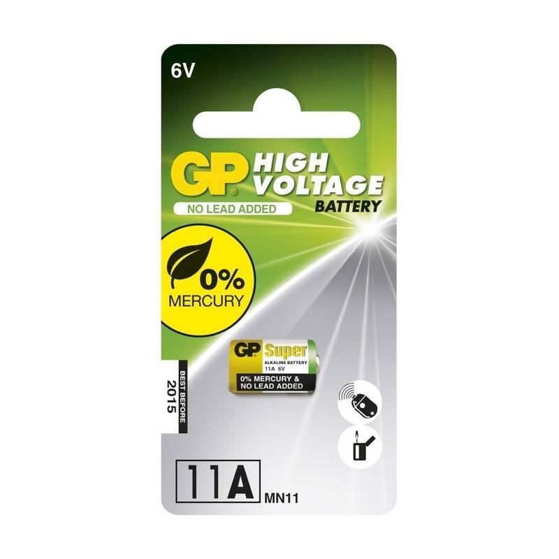 Batéria alkalická GP 11A (1021001115)