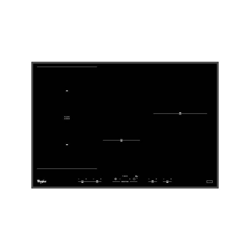 Indukčná varná doska Whirlpool ACM 938/BA čierna + Doprava zadarmo