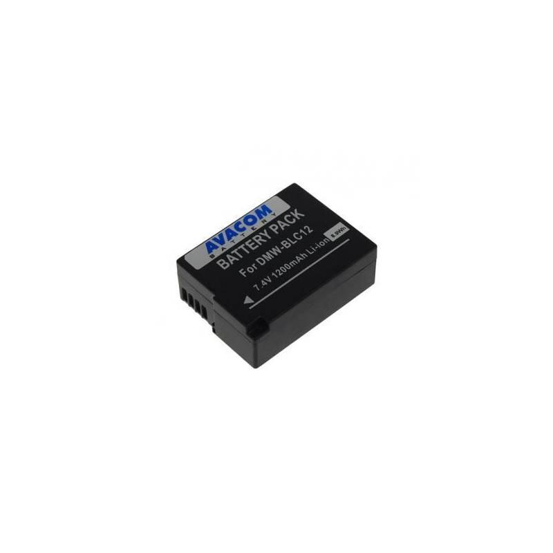 Batéria Avacom pro Panasonic DMW-BLC12 Li-ion 7.4V 1200mAh (DIPA-LC12-649)