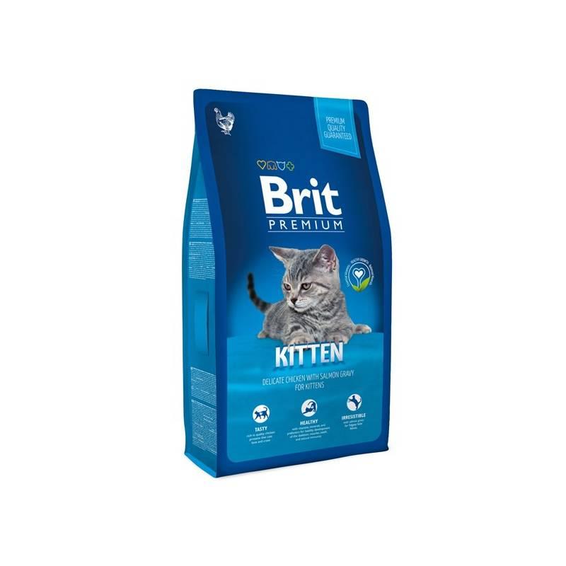 Granuly Brit Premium Cat Kitten 8 kg