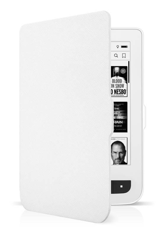 Pouzdro Connect IT pro PocketBook 624/626 (CI-1065) bílé