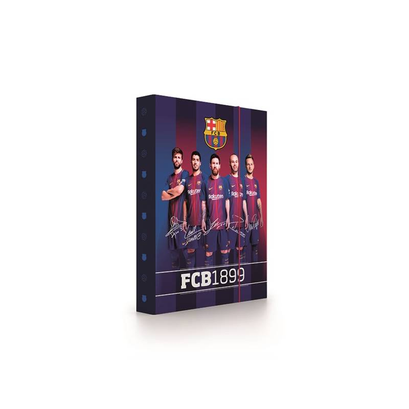 Dosky na zošity P + P Karton FC Barcelona A4 Jumbo