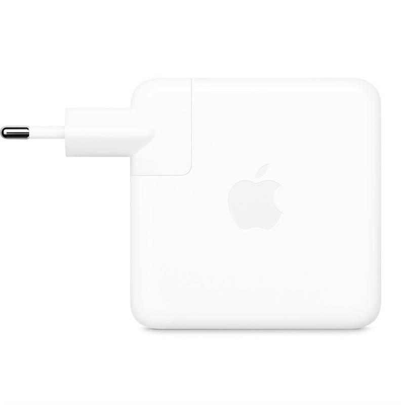 Sieťový adaptér Apple 61W, USB-C (MRW22ZM/A) biely
