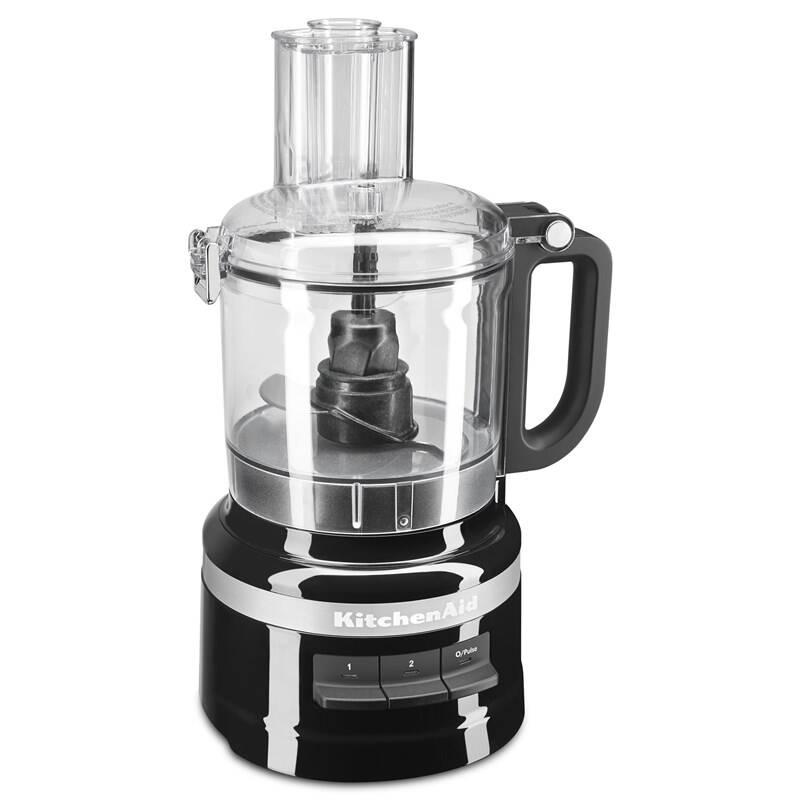 Kuchynský robot KitchenAid 5KFP0719EOB čierny + Doprava zadarmo