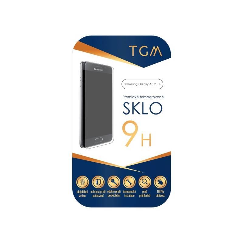 Ochranné sklo TGM pro Samsung Galaxy A3 2016 (SM-A310F) (TGM-SM-A310F) priehľadné
