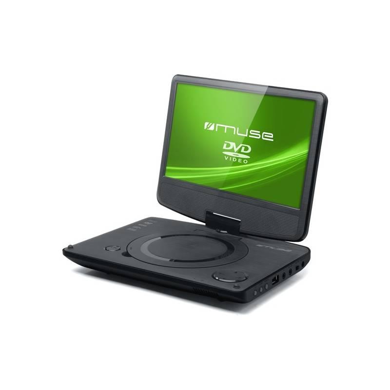 DVD prehrávač MUSE M-970DP (M-970DP) čierny