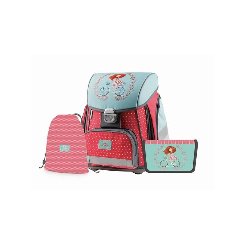 Školský set P + P Karton PREMIUM Lola