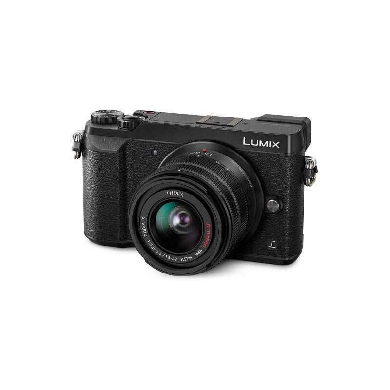 Digitální fotoaparát Panasonic Lumix DMC-GX80 + 14-42 (DI-4KGX80NK) černý