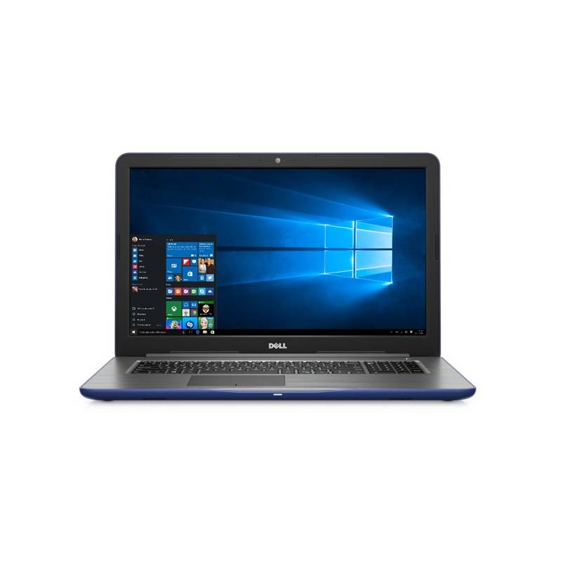 Notebook Dell Inspiron 17 5000 (5767) (N-5767-N2-712B) modrý