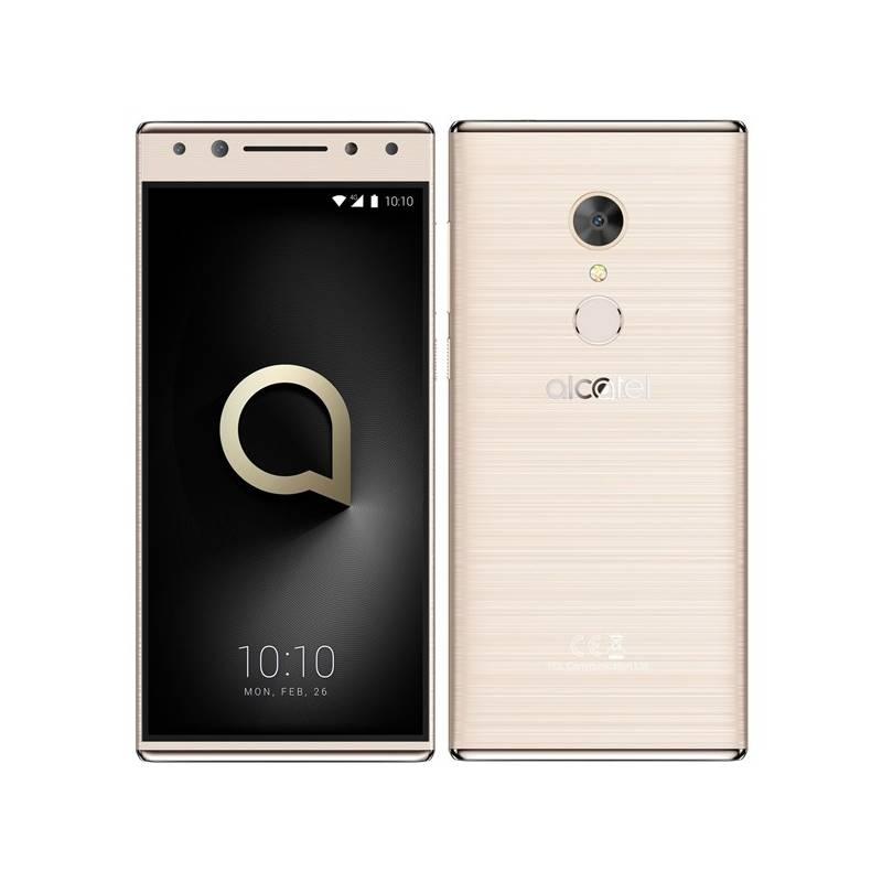 Mobilný telefón ALCATEL 5 (5086D-2BALE17) zlatý + Doprava zadarmo