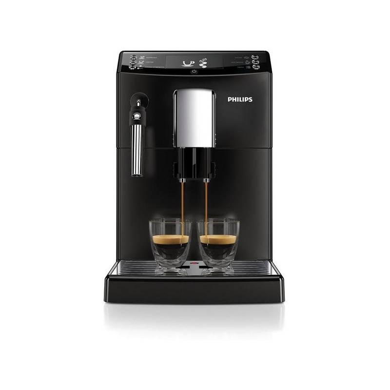 Espresso Philips EP3510/00 čierne