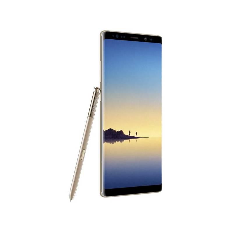 Mobilný telefón Samsung Galaxy Note8 (SM-N950FZDDETL) zlatý Software F-Secure SAFE, 3 zařízení / 6 měsíců (zdarma)