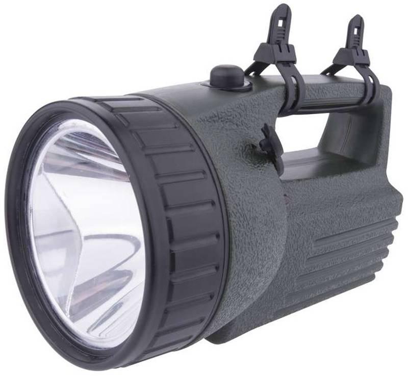 Lampáš EMOS LED 3810 10W (1433010060) čierna