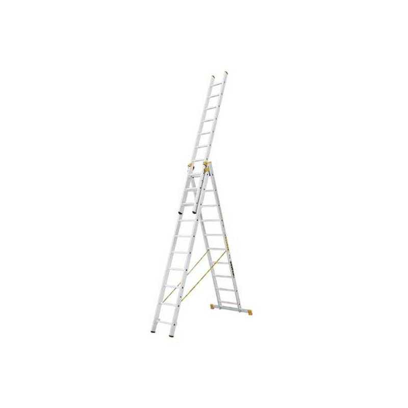 Rebrík Alve FORTE 8608 3x8