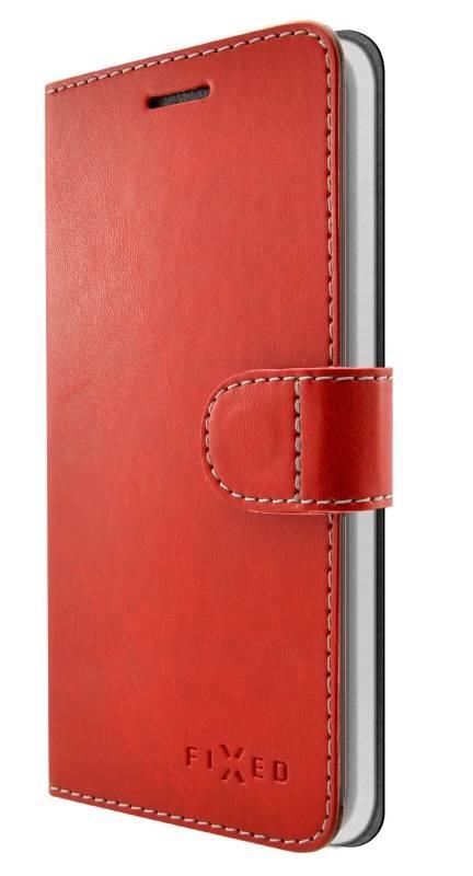 Puzdro na mobil flipové FIXED FIT pro Xiaomi Redmi Note 5 (FIXFIT-281-RD) červené