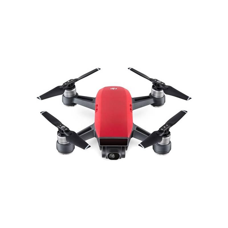 Dron DJI Spark Fly More Combo (DJIS0203C) červený + Doprava zadarmo